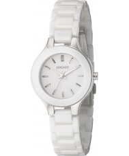 DKNY NY4886 Damen Keramik weiße Uhr
