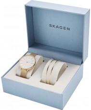 Skagen SKW1104 Damen Karolina Uhr Geschenkset