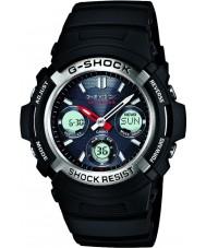 Casio AWG-M100-1AER Mens G-Shock Radio solarbetriebene Sportuhr gesteuert
