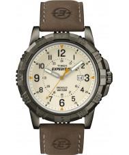 Timex T49990 Mens braun Expedition schroffen Feld Uhr
