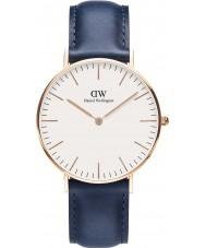 Daniel Wellington DW00100123 Klassische Herren Somerset 36mm Uhr