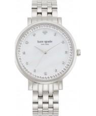 Kate Spade New York 1YRU0820 Damen monterey Silberton Stahl Armbanduhr