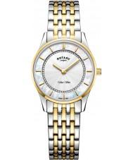 Rotary LB08301-41 Damen ultra schlanke Uhr