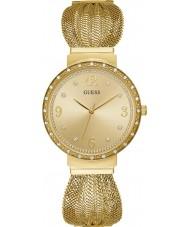 Guess W1083L2 Damen Chiffon Uhr