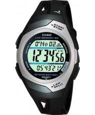 Casio STR-300C-1VER Mens Sportgeräte phys Lap Memory 60 Uhr