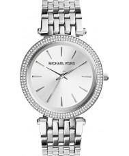 Michael Kors MK3190 Damen DARCI alle silberne Uhr