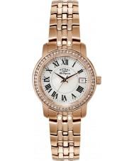 Rotary LB90093-41 Damen les originales Roségold vergoldet Armband-Uhr