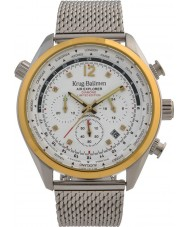 Krug-Baumen 100402DM Herren Air Explorer Diamond Limited Edition Uhr