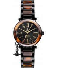Vivienne Westwood VV006BKBR Damen-Uhr mit Uhr