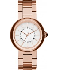 Marc Jacobs MJ3466 Damen courtney Roségold vergoldet Armband-Uhr