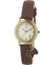 Radley RY2140 Damen Charme tan Lederband Uhr