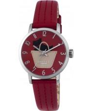 Radley RY2287 Damen rubinLederBand Uhr