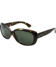 RayBan RB4101 58 jackie ohh Licht Schildpatt 710 Sonnenbrille