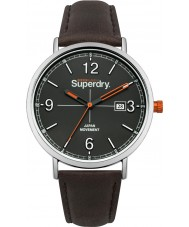 Superdry SYG190BR Oxford-Feld