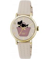 Radley RY2288 Damen Gips Lederband Uhr