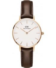 Daniel Wellington DW00100227 Damen klassische zierliche Bristol 28mm Uhr