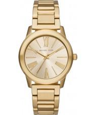 Michael Kors MK3490 Damen Hartman Gold Stahl-Armbanduhr