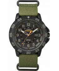 Timex TW4B03600 Mens Expedition gallatin grüne Nylonband Uhr