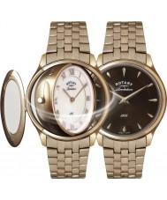 Rotary LB02974-25-41 Damen Armbanduhr