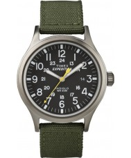 Timex T49961 Mens Expedition Scout grün Uhr