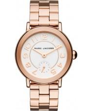 Marc Jacobs MJ3471 Damen riley Roségold vergoldet Armband-Uhr