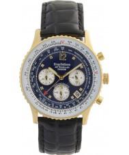 Krug-Baumen 400208DS Diamant-Uhr für Herren