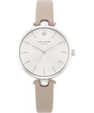 Kate Spade New York 1YRU0813 Damen holland beige Lederband Uhr