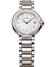 Maurice Lacroix FA1003-PVP23-170-1 Damen fiaba Runde zwei Ton mit Diamanten Uhren