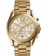 Michael Kors MK5605 Damen lexington vergoldet Chronograph