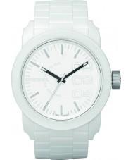 Diesel DZ1436 Verdoppeln weiße Uhr