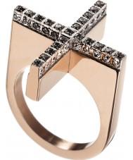Edblad 82807 Damen dada Rotgold Ring - Größe n (n)