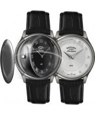 Rotary LS02970-10-07 Damen Armbanduhr