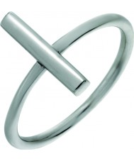 Nordahl Jewellery 125223-56 Damen Silber Stift Ring - Größe p