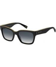 Marc Jacobs Damen marc 163-s 807 9o Sonnenbrille