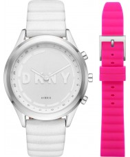 DKNY Minute NYT6103 Damen Woodhaven Smartwatch Geschenkset