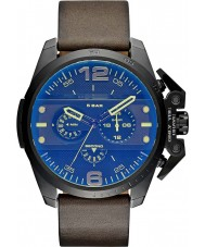 Diesel DZ4364 Herren-Chronograph Ironside braun-grün Uhr