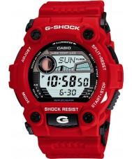 Casio G-7900A-4ER Mens G-Shock G-Rettung rot Uhr