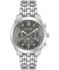 Bulova 96D135 Herren-Diamant-Uhr