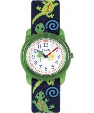 Timex T72881 Kinder Geckos Stretch Uhr