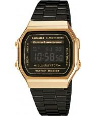 Casio A168WEGB-1BEF Herren armbanduhr
