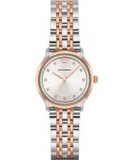 Emporio Armani AR1962 Damen klassischen Ton zwei Stahl-Armbanduhr