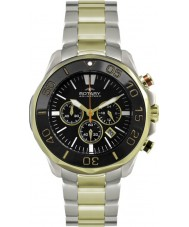 Rotary AGB00067-C-04 Mens Aquaspeed zwei Ton-Chronograph-Sportuhr