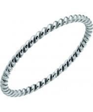 Nordahl Jewellery 125227-58 Damen Silber Spirale Ring - Größe q