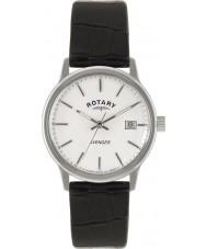 Rotary GS02874-06 Herren-Uhren Avenger weiß schwarz Uhr