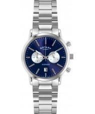 Rotary GB02730-05 Herren-Uhren Sport Rächers blau silber Chronograph