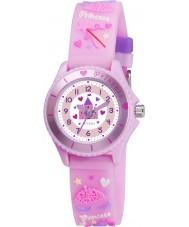 Tikkers TK0036 Mädchen rosa Fee Prinzessin Uhr