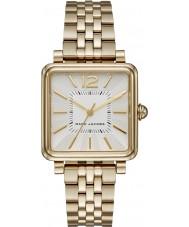 Marc Jacobs MJ3462 Damen vic Gold Stahl-Armbanduhr