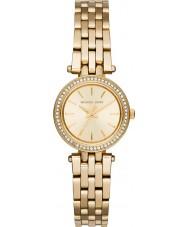 Michael Kors MK3295 Damen Mini Darci vergoldete Armbanduhr