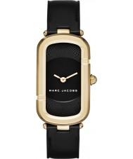 Marc Jacobs MJ1484 Damen jacob schwarzes Lederband Uhr