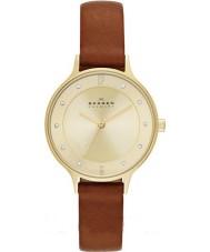 Skagen SKW2147 Damen anita Sattellederband Uhr